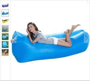 £7.93 including post  IPRee™  Lazy Sofa  Inflatable Sleeping Bed @ Banggood