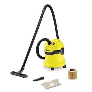 Karcher WD2 Tough Vac, Wet and Dry Vaccum Cleaner £46 @ Amazon