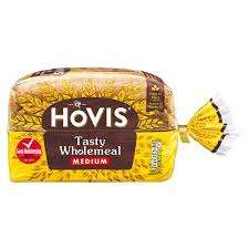 Free loaf of Hovis wholemeal bread with clicksnap