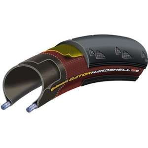 Continental Gator Hardshell folding bead tyre 23x700c £24.99 at Wiggle.co.uk (poss 3% quidco)