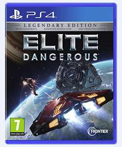 Elite Dangerous Legendary Edition PS4 £31.85 @ base.com