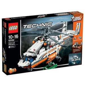 LEGO Technic Heavy Lift Helicopter 42052 £65.59 @ Tesco direct