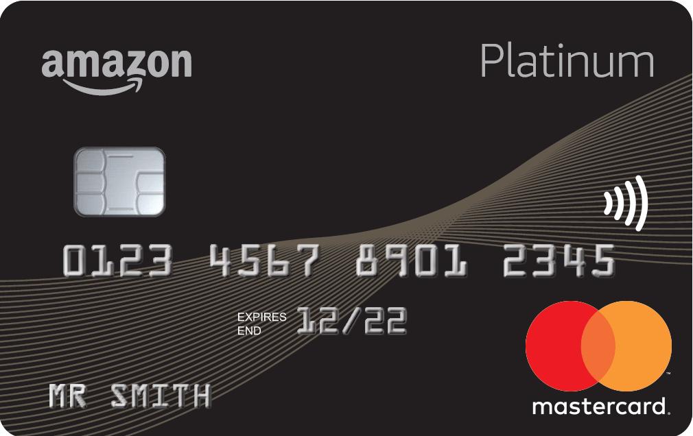 Prime members- £20 credit with Platinum credit card @ Amazon