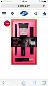 Smashbox Light it up Studio Best Sellers @ Boots Online £11.66 (C&C)