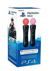 Twin pack PSVR Move Controllers £49.99 @ Base