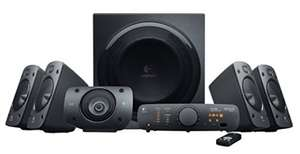 Logitech Z906 Stereo Speakers 3D 5.1 Dolby Surround Sound, 500 W - £169.98 @ Amazon