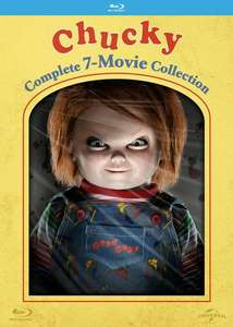 Chucky: Complete 7-movie Collection (Box Set) [Blu-ray] £36 @ Zoom (pre-order)