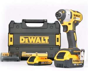 Dewalt DCF887M1D1 Brushless XR Impact Driver £179.98 - ITS Tools