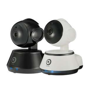 Digoo DG-M1Z 1080P SHARK 2.8mm 5.0MP Lens Wired Wireless Security Wifi IP Camera - £19.83 at Banggood