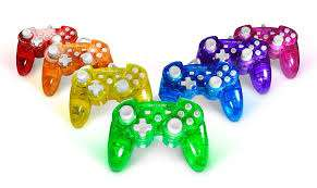 Rock Candy Wireless PS3 Controllers - ASDA Instore (Ashton Under Lyne) £1 - £3