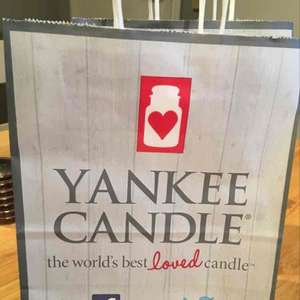 50% off all Yankee candles while stocks last from £4.49 at Gift Doctor - Wythenshawe town centre