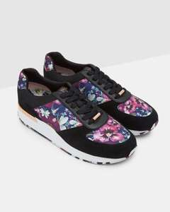 Ted Baker Esmay floral trainers £60 @ Amazon, free del.