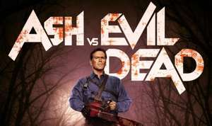 Ash Vs Evil Dead: The Complete First Season Blu Ray - £21.79 / Ash Vs Evil Dead: The Complete Second Season Blu Ray - £21.79 @ Hive.co.uk