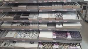 Tile clearance from 49p - £1 @ b&q instore