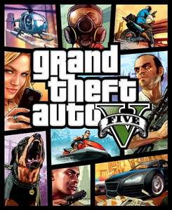 Grand Theft Auto V £17.42 PC @ Dreamgame