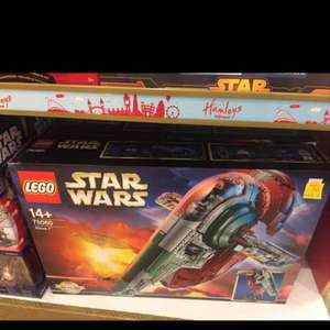 Lego Slave One 75060 - £107.50 instore @ House of Fraser - Manchester City Centre