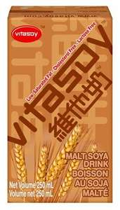Malted Vitasoy 24 pack Product of Hong Kong £7.20 @ Amazon - add on item