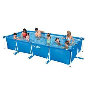 Intex Frameset Swimming Pool (xtra Large) 4.5mtr x 2.2mtr (84cm high) £99.99 @ EuroCarParts