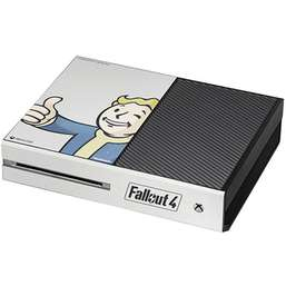 Fallout 4 Xbox One (Fatty) Console Skin £2.99 Delivered @ Game.co.uk