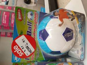 JML hover ball £5 off - £4.97 in Asda