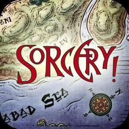 Sorcery! Free on iOS
