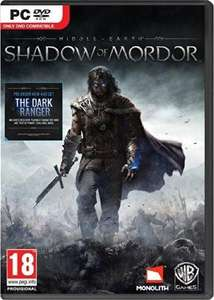 [Steam] Middle-earth: Shadow of Mordor Game of the Year Edition - £2.99/£2.85 - CDKeys
