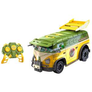 Nikko teenage mutant ninja turtles rc party van £20.99 At John Lewis (£39.99 everywhere else)