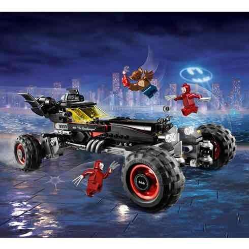 LEGO 70905 The Batman Movie The Batmobile £34.99 @ Smyths Toys / Amazon