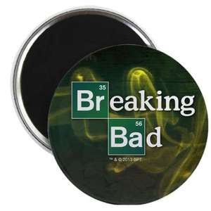 Breaking Bad Logo Fridge Magnet 19p @ Home Bargains