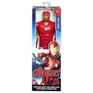 (Store specific) Titan series Avenger figures reduced to £1.73 at Tesco South Queensferry