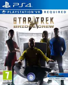 [PSVR] Star Trek: Bridge Crew - £27.99 - Go2Games