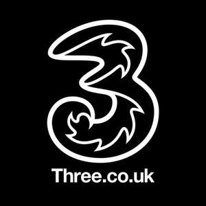 Three sim only - Advanced plan - 12 months - 4GB data, Unltd text and Msgs - £12/month = £144 (£48 redemption cashback + £31.50 TCB =  £5.37/month) @ Mobilephonesdirect