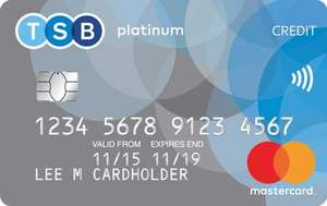 TSB Platinum: 28 months 0% on balance transfers and NO FEE