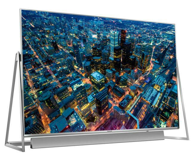 "PANASONIC TX58DX802B 58"" 4K Ultra HD HDR  3D LED TV £999 @ Richer Sounds"