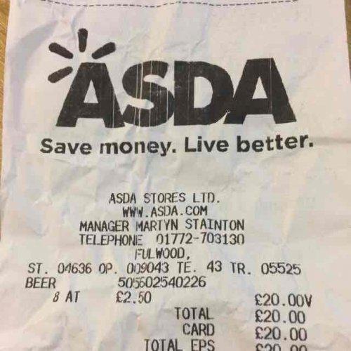 Brewdog 4x330ml Hop Fiction £2.50 @ Asda