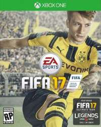 FIFA 17 Xbox One digital download £9.99 at CDKeys