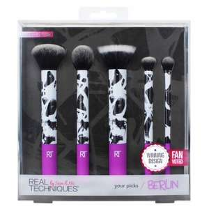 Real Techniques Limited Edition Brush Set £14.99 @ Look Fantastic