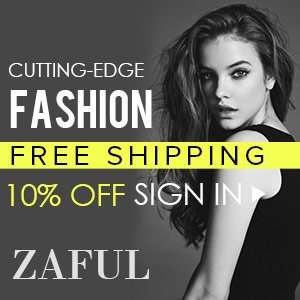 10% Off @Zaful + 96-Hour Flash Sale