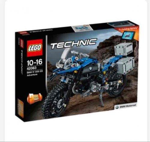 Lego Technic 42063 - £37.99 (using discount) @ Smyths Toys