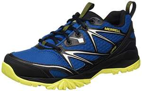Merrell Men's Capra Bolt Gtx Hiking Shoes Size 10 £33.49 - Amazon