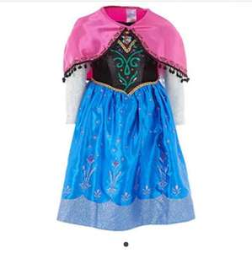 DISNEY Frozen Princess Anna Deluxe Costume £4.99 instore @ TKmaxx