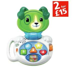 LeapFrog My Talking LapPup Scout, only £5.99 @ Argos
