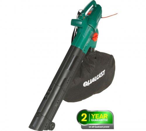 Qualcast Corded Garden Blower and Vacuum - £29.99 @ Argos