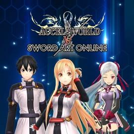 Accel World vs. Sword Art Online: Ordinal Scale DLC (PS4/PS Vita) Free - Exclusive to VIP Club @ Bandai