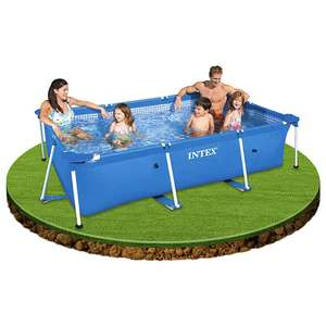 3m x 2m Intex Frameset paddling pool was £129.90 now £64.99 free delivery or C&C @ Eurocarparts