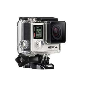 GoPro HERO4 Black edition, £240 at Amazon with free delivery for Prime members