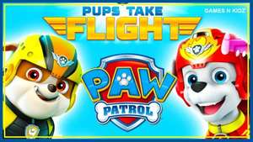 PAW Patrol Pups Take Flight - Free (was £3.79) @ Google Play Store