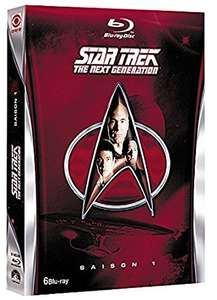 Star Trek TNG Season 1 for £5.99 Lightning Deal (£11.98 non-Prime) at Amazon (sold by B Nome)