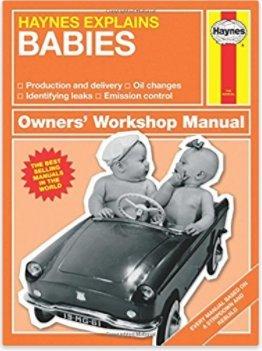 Babies Haynes Manual @ Amazon - £3 Prime / £5.99 non-Prime