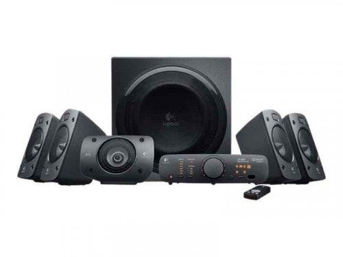 Logitech THX Z906 5.1 surround speakers Ebuyer - £170.76